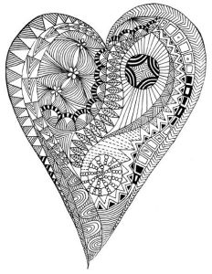 heart-zentangle